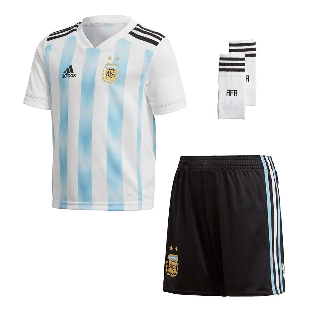 d2bd555cd Kit Adidas Selección Argentina AFA BEBÉ - Dash