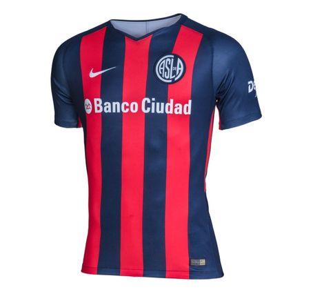 Camiseta-Nike-San-Lorenzo-Stadium