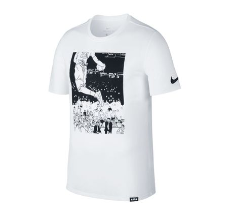Remera-Nike-Sportswear-Lebron-Dry