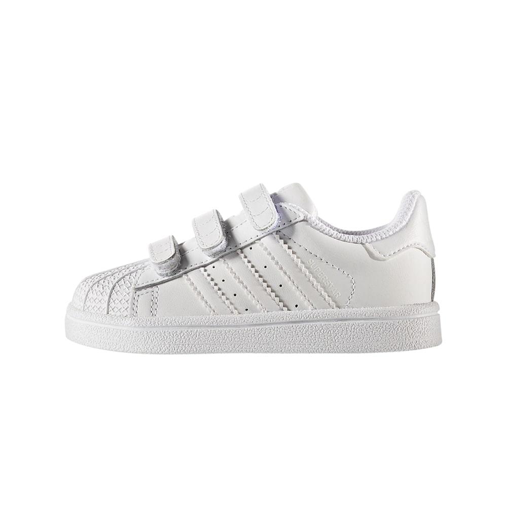 fdd778f008a Zapatillas Adidas Originals Superstar Niño - Grid