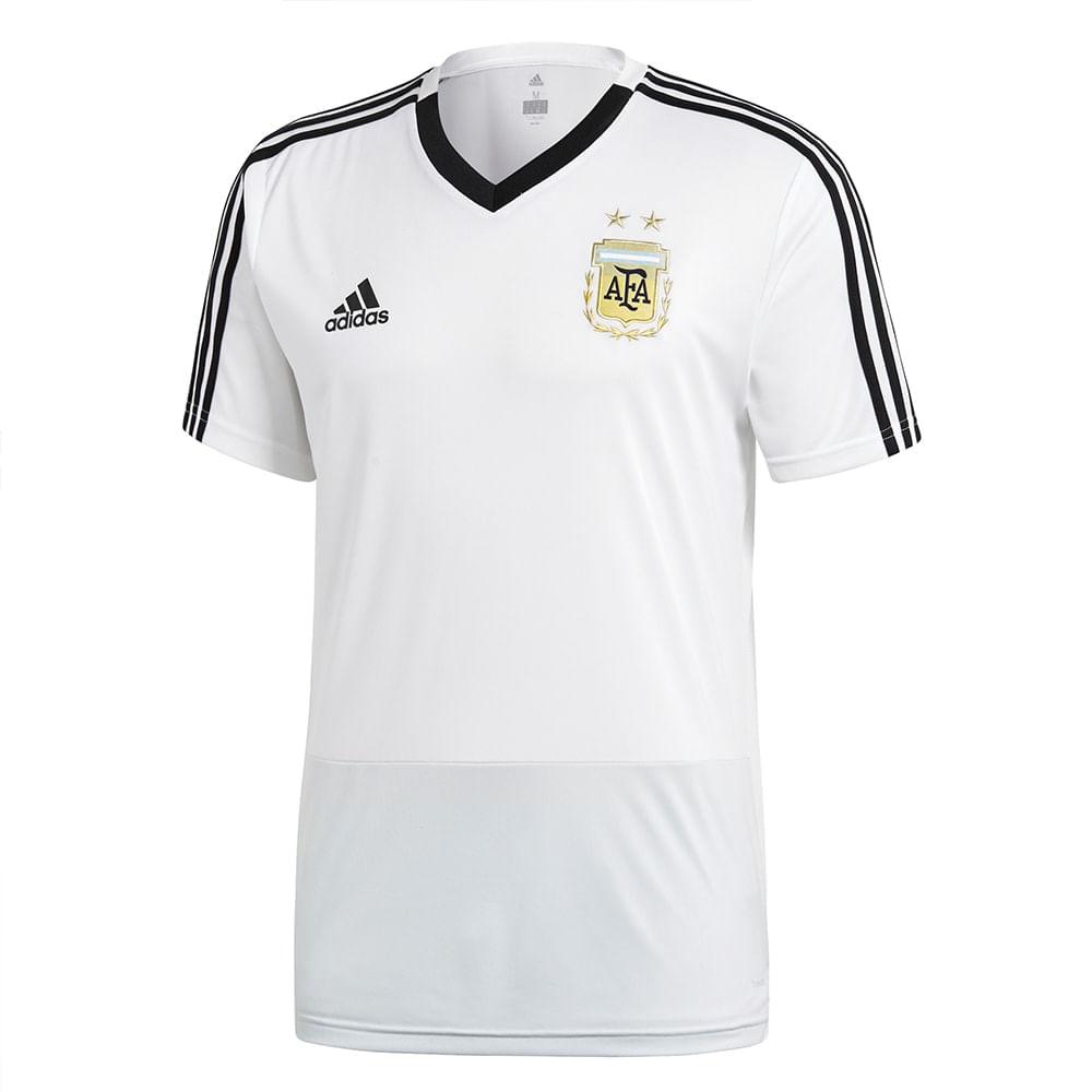 a9e9b51dd Camiseta Adidas Entrenamiento Selección Argentina AFA - Dash