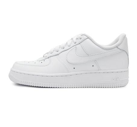 Zapatillas casual de niños Air Force 1 2 Nike Negro