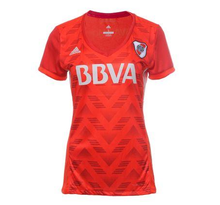 Plate Adidas Suplente 1718 Camiseta Dash River Mujer N8nO0vmw