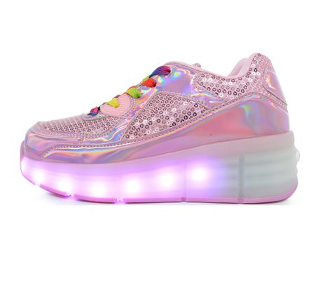 Zapatillas-Footy-Bright-Luces-Led-Y-Ruedas-