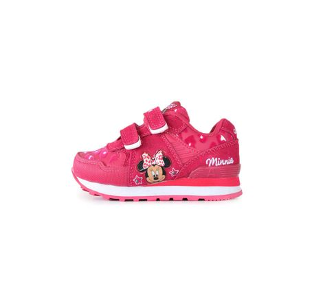 Zapatillas-Addnice-Minnie-Leopardo-Velcro