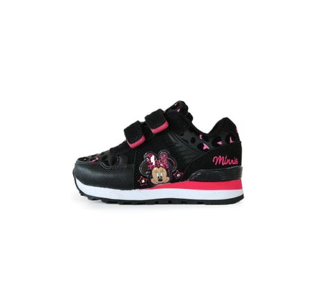 Zapatillas-Addnice-Minnie-Leopardo-Velcro-