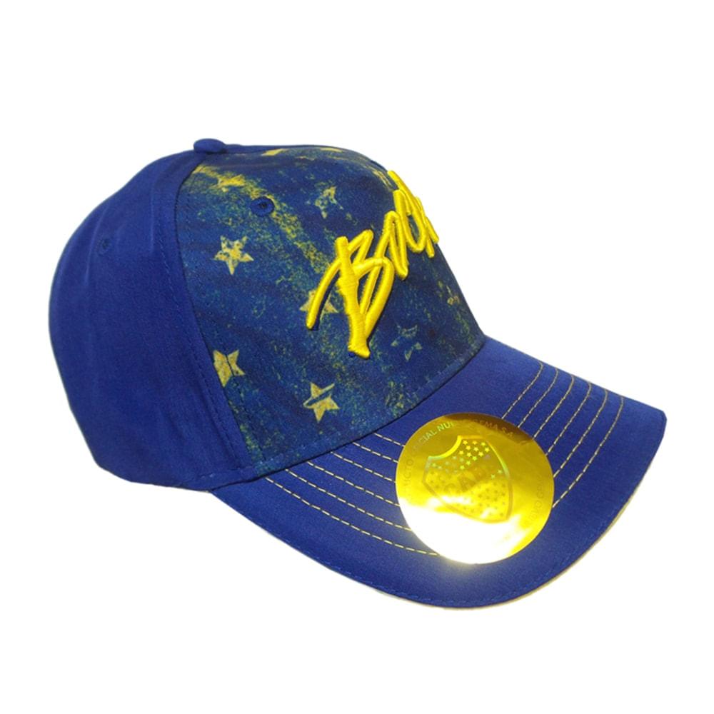 Gorra Boca Juniors Stars - Dash 6ad9e23d18c