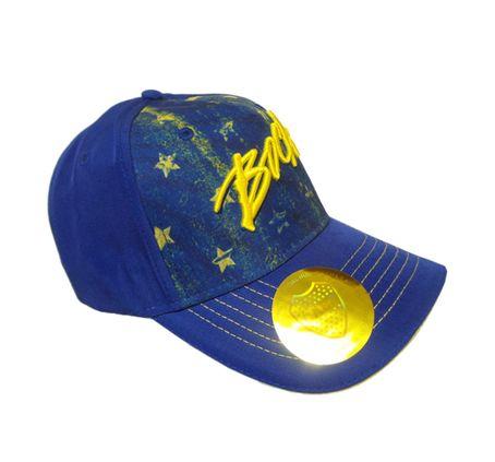 Gorra-Boca-Juniors-Stars