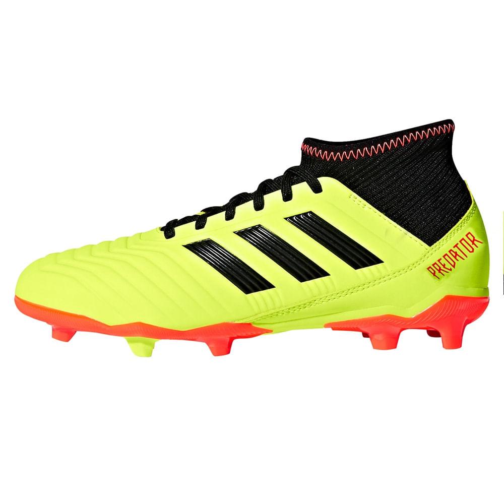 Botines Adidas Predatos 18.3 FG - Dash e202c85b9871c
