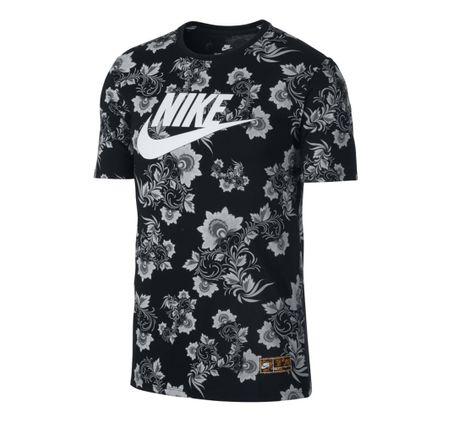 Remera-Nike-NSW-Floral