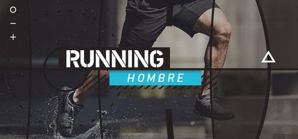 Secundario Running Hombre