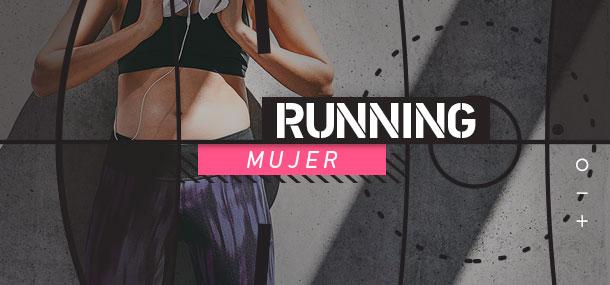 Secundario Running Mujer