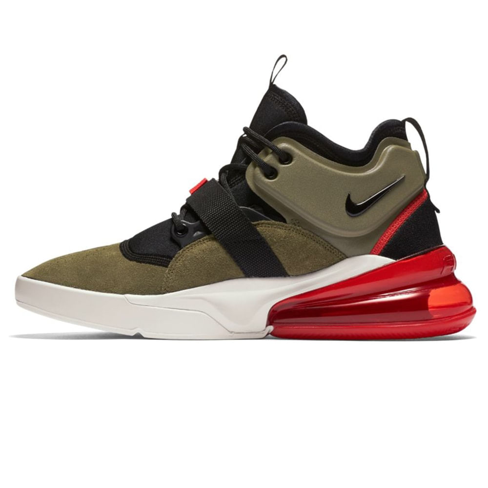 859a12c5c90 Botitas Nike Air Force 270 - Grid