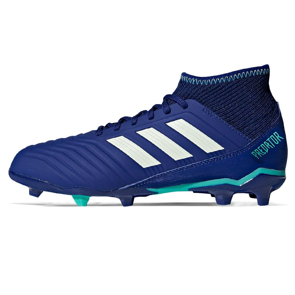 Botines Adidas Predator 18.3 Terreno Firme - Mark e4f804bfe50db
