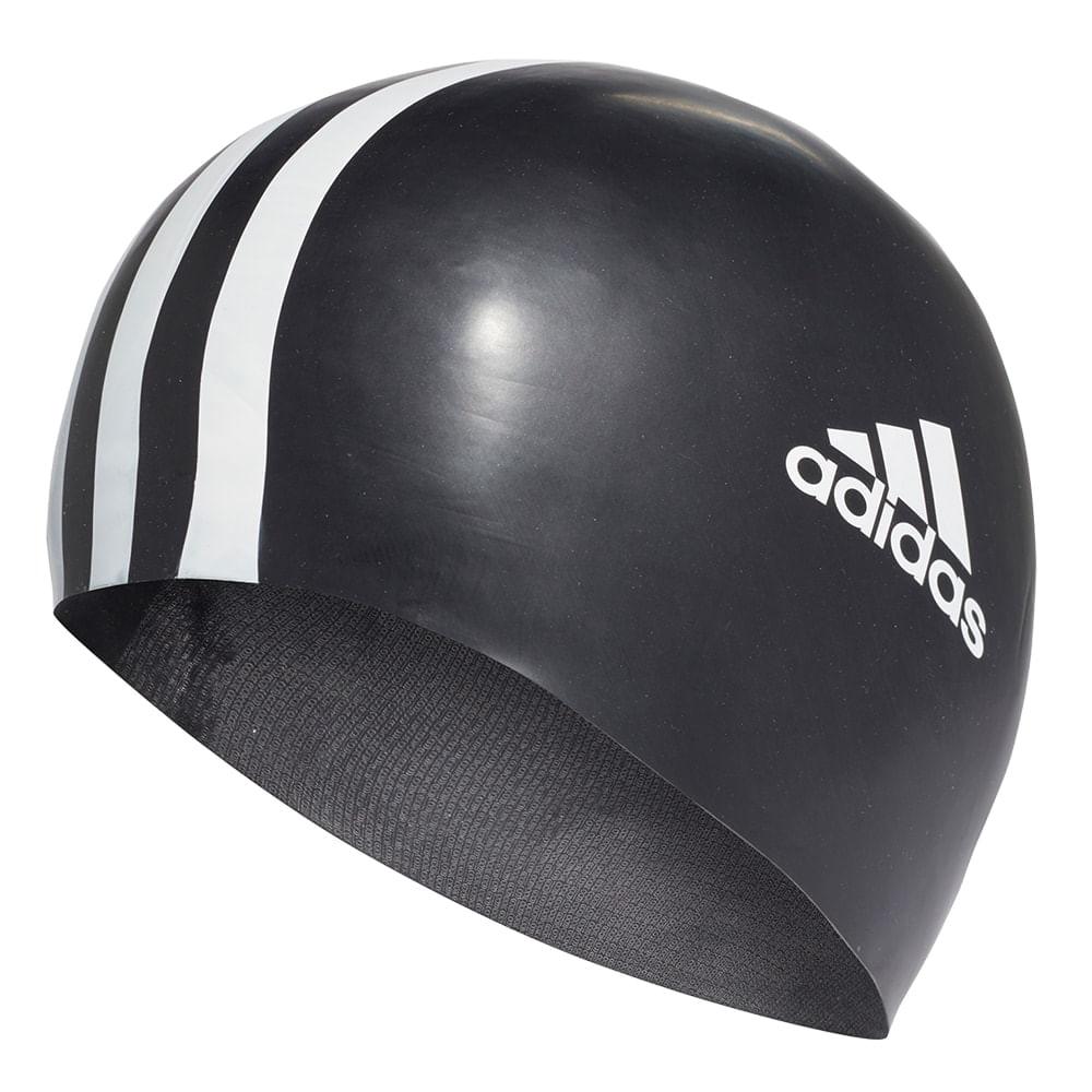 Gorra de Natación Adidas 3 Tiras - Mark 0674477cf51