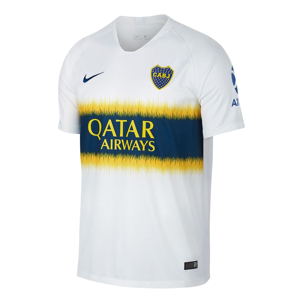 Camiseta Alternativa Nike Boca Juniors Match 2018 2019 - Dash ce4e768da1c39