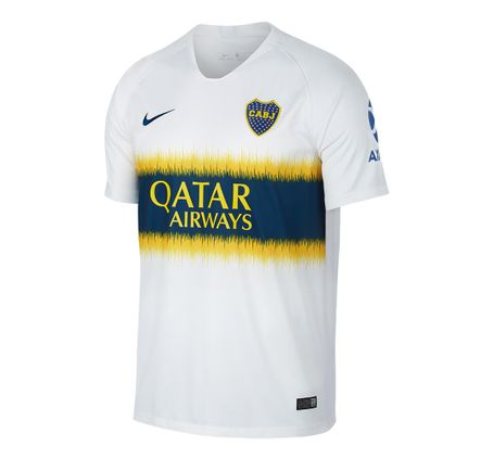 a6ef18717 Camiseta-Alternativa-Nike-Boca-Juniors-Match-2018-2019-