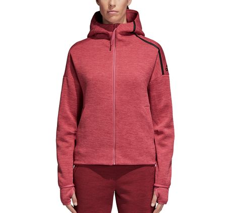 Campera abrigo adidas mujer