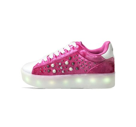 Zapatillas-Addnice-Velvet-LED