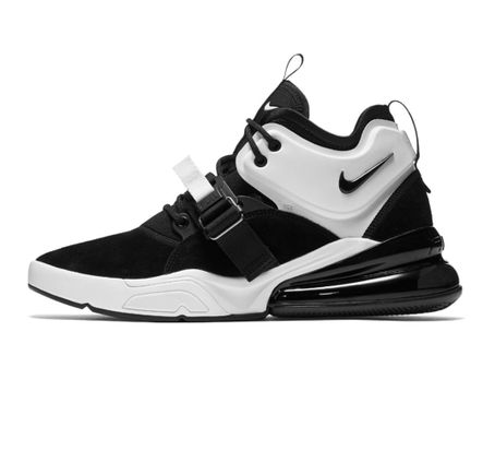 finest selection e116f 9ad62 Botitas Nike Air Force 270 - Grid