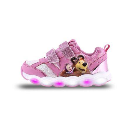 Zapatillas-Footy-Masha-Y-El-Oso-LED