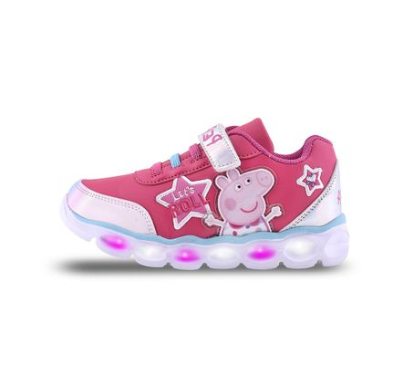 Zapatillas-Footy-Peppa-LED