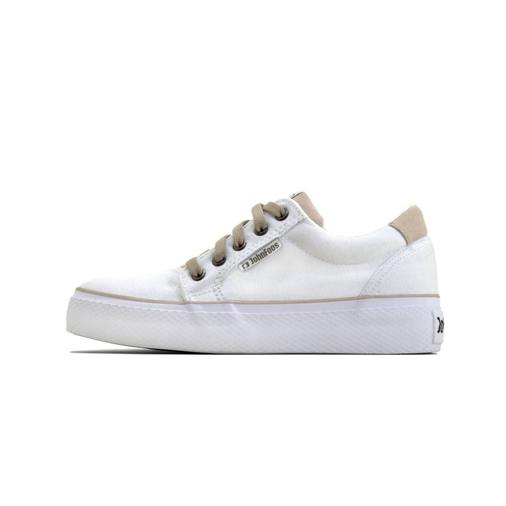 b72d9c6499 John Foos. ZAPATILLAS JOHN FOOS 752 CLAW WHITE DIFFERENT PLATAFORMA