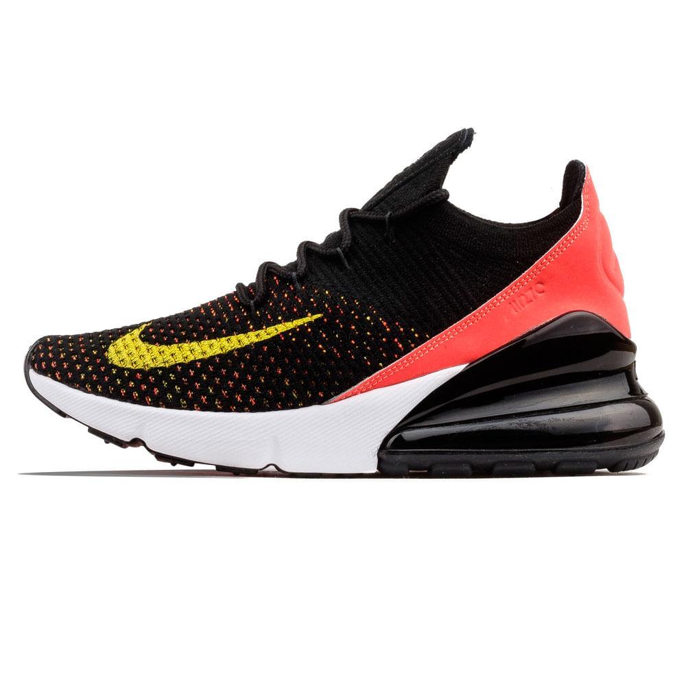 0015ba5f6c6 Zapatillas Nike Air Max 270 Flyknit - Grid