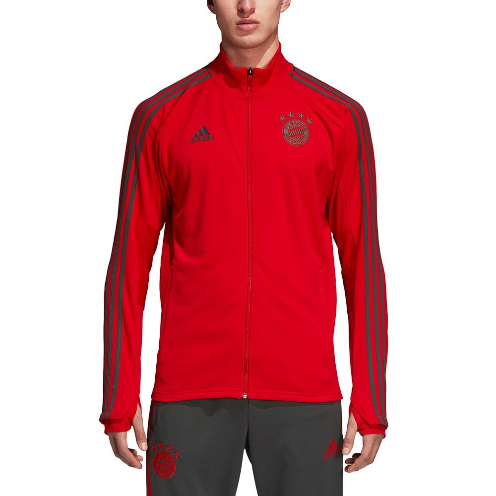 181cbd9db Campera Adidas Fc Bayern Munich Entrenamiento - Dash