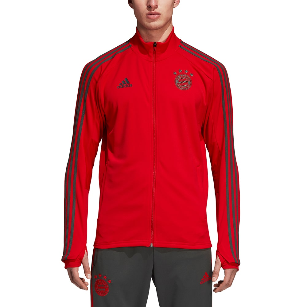 7335bf58d Campera Adidas Fc Bayern Munich Entrenamiento - Mark
