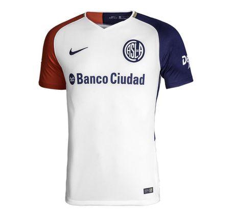 Camiseta-Oficial-Nike-San-Lorenzo-Stadium