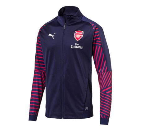 Campera-Puma-Arsenal-Stadium
