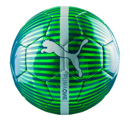 Pelota-Puma-One-Chrome
