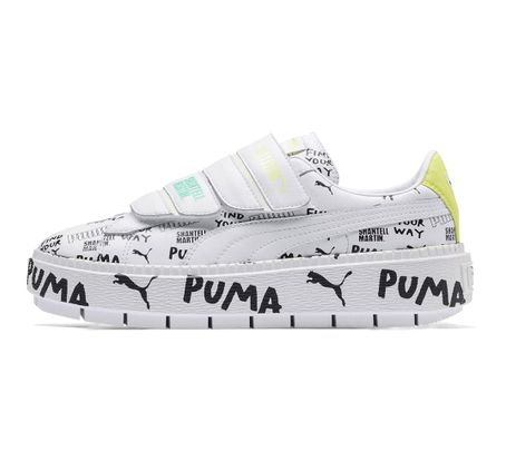 Zapatillas-Puma-Platform-Trace-Strap-X-Shantell-Martin