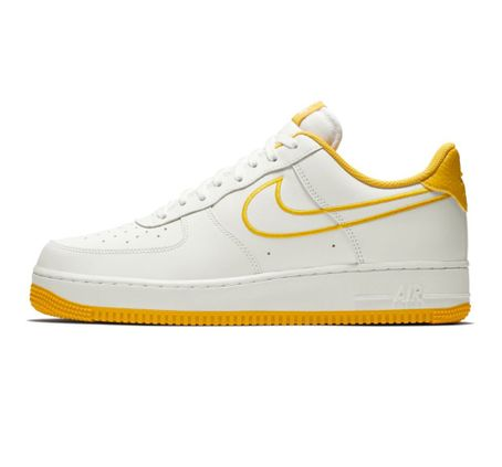 info for fa5f8 9420e Zapatillas Nike Air Force 1 07 Leather - Grid
