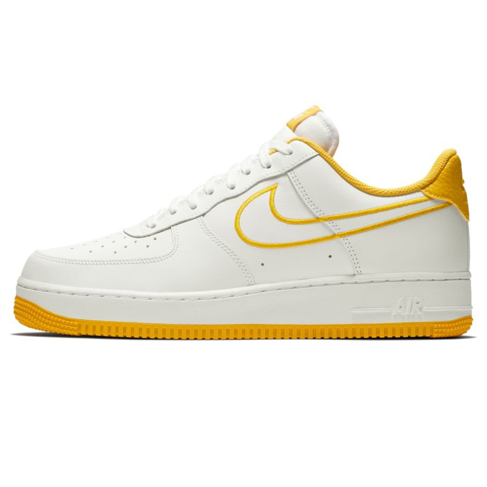 70aed38beb3 Zapatillas Nike Air Force 1 07 Leather - Grid