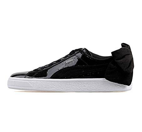 Zapatillas-Puma-Basket-Suede-Bow