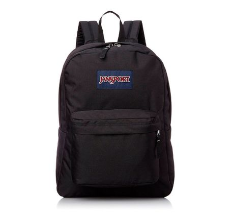 Mochila-Jansport-Black