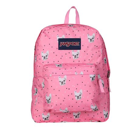 Mochila-Jansport-Frenchies