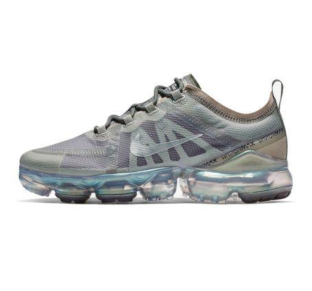 Nike vapormax grey infrared volt | zapatillas en 2019