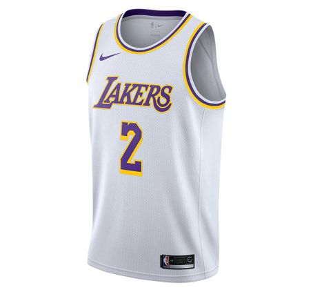 MUSCULOSA NIKE LOS ANGELES LAKERS LONZO BALL ASSOCIATION EDITION - Grid 69e3bc9cea5