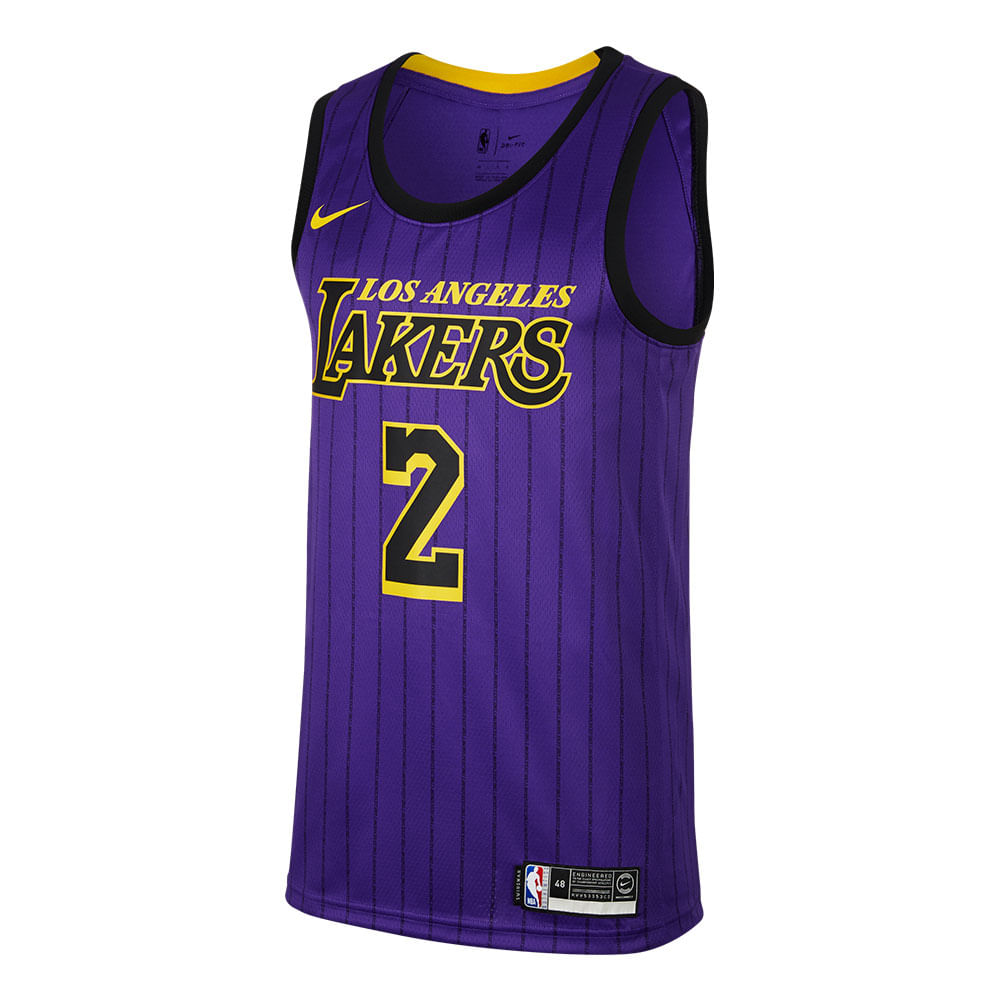 MUSCULOSA NIKE LOS ANGELES LAKERS CITY EDITION - Grid ca3bf94c652