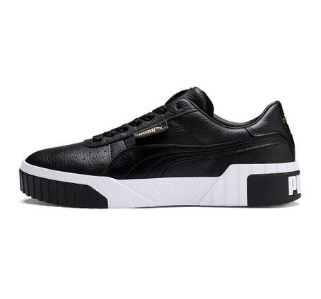zapatillas mujer negras puma