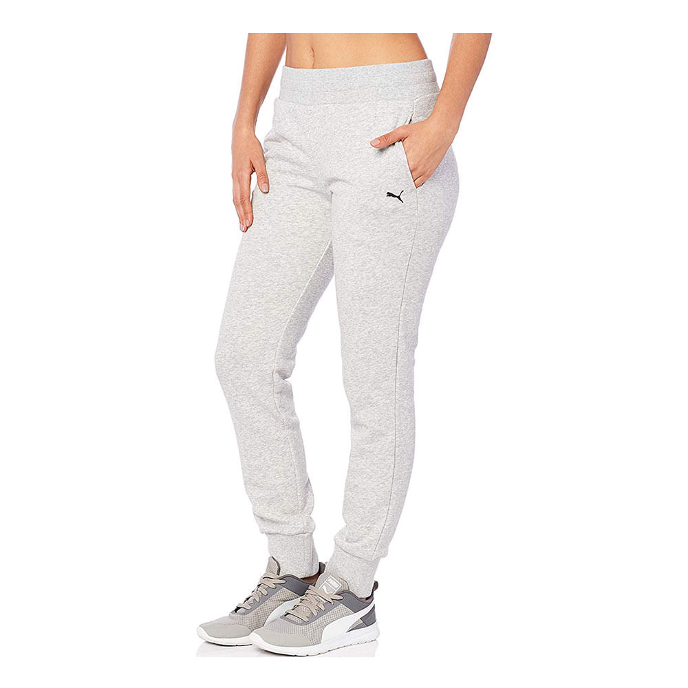 Pantalon Puma Essentials Grid