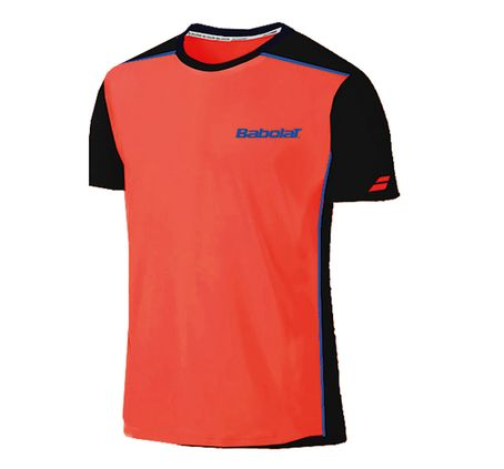 REMERA-BABOLAT-TEAM-RED