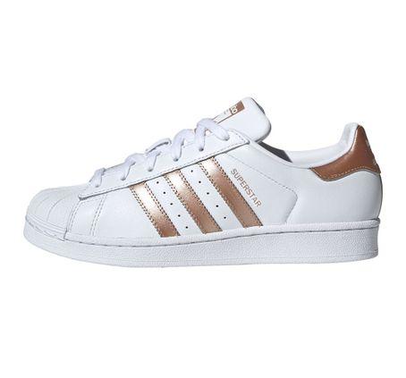 zapatillas adidas superstar grises con brillo