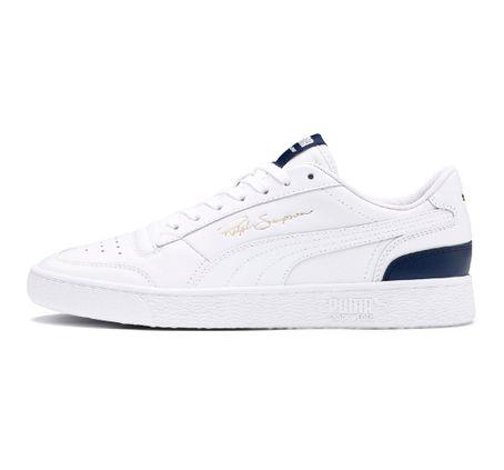 zapatillas puma hombre blancas