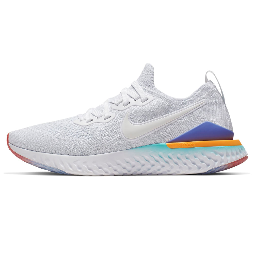 zapatillas nike epic react flyknit 2