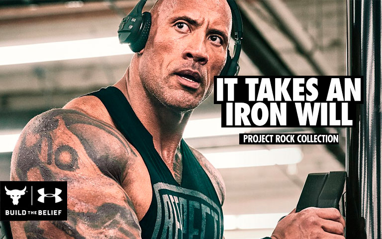 the rock m
