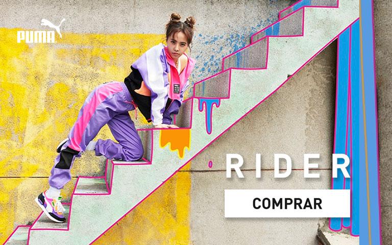 puma rider m